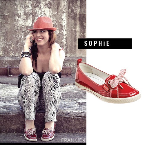 'Sophie' from our Frankie4 range